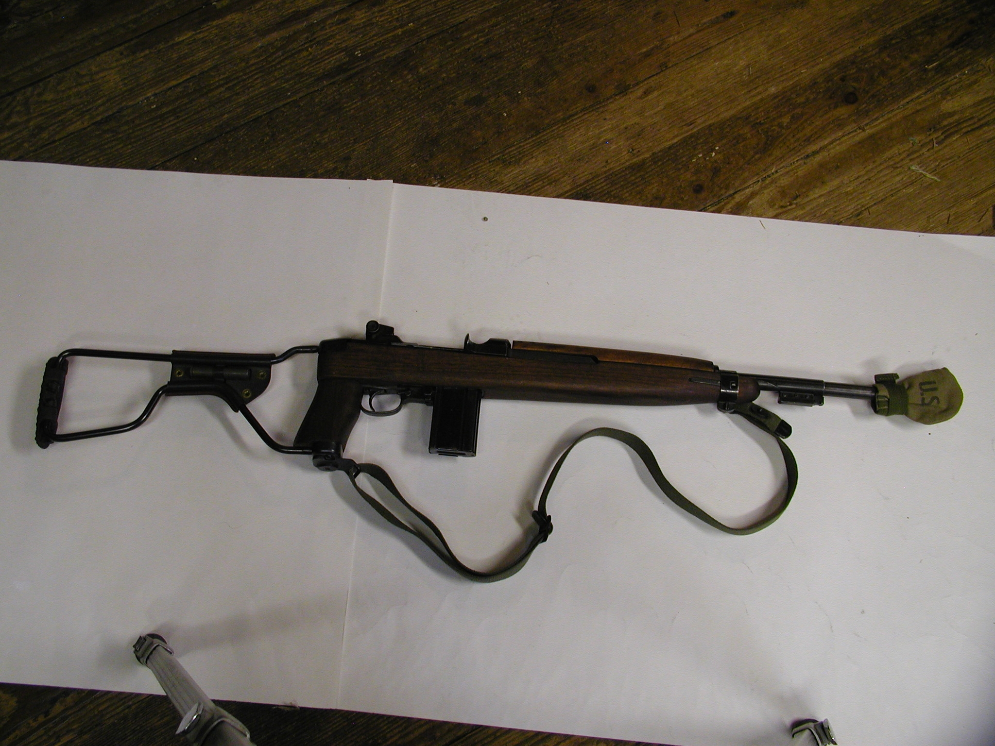 Paratrooper M1 Garand Related Keywords & Suggestions