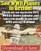 2013 Air Shows Calendar