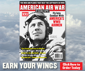 American Air War Europe