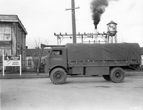 FWD Truck