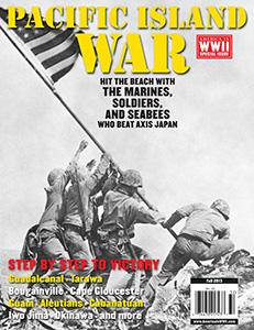Pacific Island War