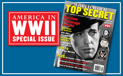 WWII Top Secret