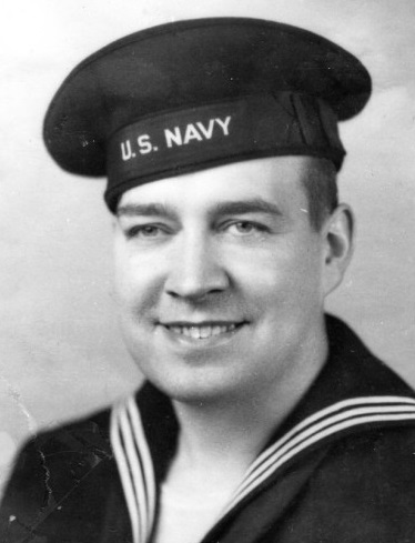William Patrick Hitler, US Navy