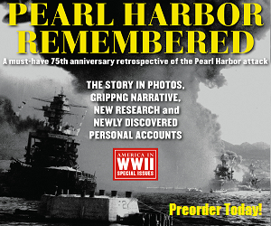 Order PEARL HARBOR REMEMBERED!