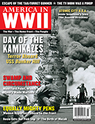 AMERICA IN WWII Feb-Mar 2017 issue