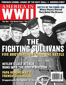 AMERICA IN WWII Apr 2017