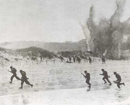 US Army Rangers Dieppe