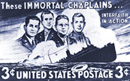 Four chaplains postage stamp