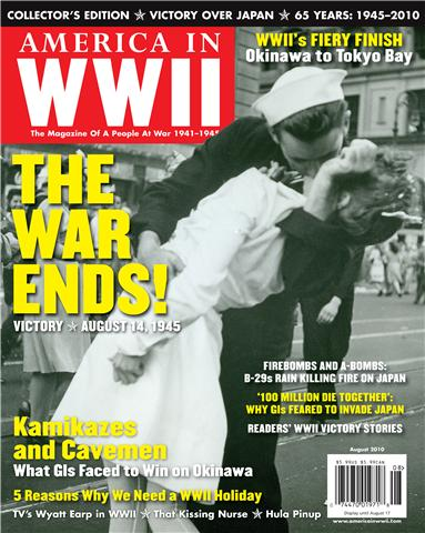August 2010 cover
