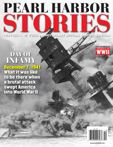 Pearl Harbor Stories cover