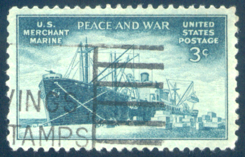 Merchant Marine stamp