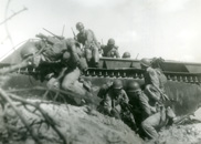 Marines racing for cover